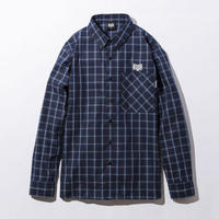 BxH Check B.D L/S Shirts