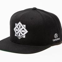 BxH W-BOX Logo Snap Back Cap