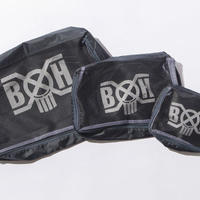 40%OFF BxH Logo Mesh Bag Set(GRAY)