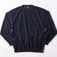 BxH Velor Type Crew Neck