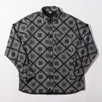 BxH Paisley L/S Shirts
