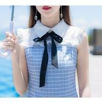 一部即納♡Dolly ribbon one-piece (No.300334)