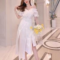 Lady asymmetry skirt setup(No.301196)