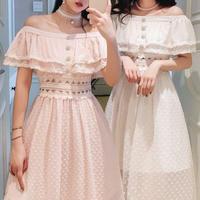 Waist point maxi dress(No.300471)