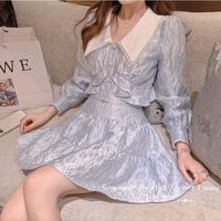 Alice like waffle fabric setup(No.302361)