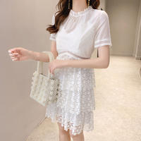 Lady fleur lace dress(No.300710)