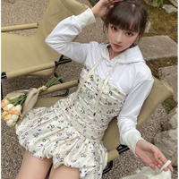 Cache-coeur flower foodie dress(No.301884)