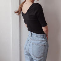Nour denim  pants