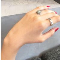 orchidée ring