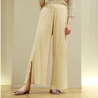 summer knit pants