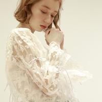 mariée lace blouse