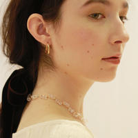 verre de cristal necklace