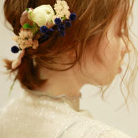 【custom page】earring 真鍮