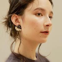 Amaryllis pierce/earring