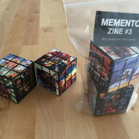 MEMENTO 3rd ZINE 2017