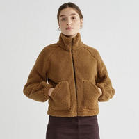 THINKING MU / Caramel Trash Hebe Jacket