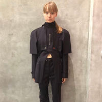 KEISUKEYOSHIDA / Knight Jacket  / BLACK