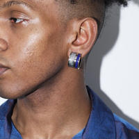 TOGA VIRILIS / Ring ear accessories