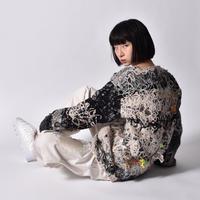 Vitelli / Doomboh Sweater / White Melange
