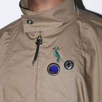 TOGA VIRILIS / Motif Pins Set
