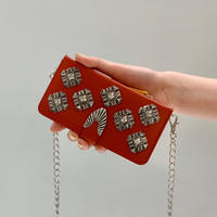 TOGA  PULLA / Mobile  Cover With chain / RED