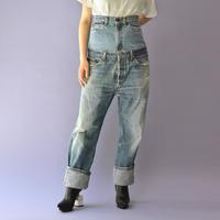 Alexa Stark / Abyss Double Jean / BLUE / 26inch / B
