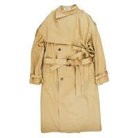 KEISUKEYOSHIDA / Trench Coat / BEIGE