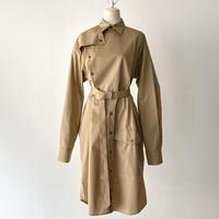 KEISUKEYOSHIDA / Deformation  Shirt Coat / BEIGE