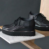 UNITED  NUDE / JUKO II BLACK AND GUN METAL