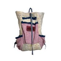 Vitelli × Rayon Vert  / Lizard Backpack