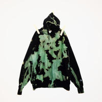 Double Color Hoodie / Champion Reverse Weave Ocean