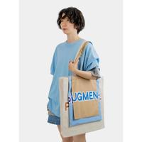 PUGMENT / Overlaid Triple Bag Large #1