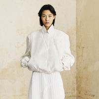 VEJAS / ANDROID TAILORED BLOUSON / WHITE