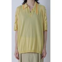 BASE MARK / Rombus Polo / Yellow