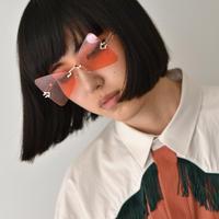 KAREN WALKER / Paradise / Tangerine