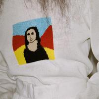 Kota Gushiken / Mona Lisa / WHITE