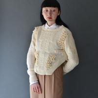 Motohiro Tanji / ローゲージニットセーター