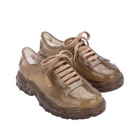 ROMBAUT × melissa / Boccaccio Melting Sneakers / Caramel Rice Husk