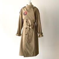 KEISUKEYOSHIDA / Apple Coat / BEIGE