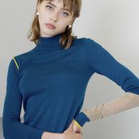 soduk / One Long Knit Top / Green