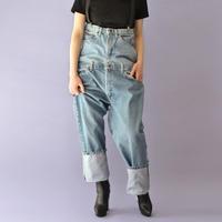 Alexa Stark / Abyss Double Jean / BLUE / 30inch