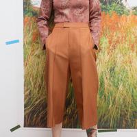 LEINWANDE / Costello Wide Trousers