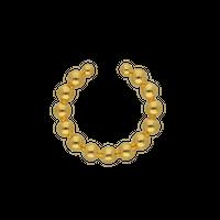shiki / イヤーカフ / GOLD