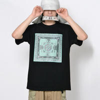 KOTAOKUDA / MONEY BANDANA GREEN BOX / BLACK