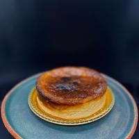 【バスクチーズケーキ】
