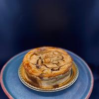 【珈琲チーズケーキ】
