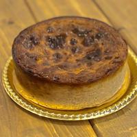 アールグレイバスクチーズケーキ