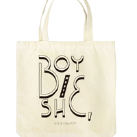 tote bag / outline