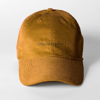 corduroy cap / she, loves you