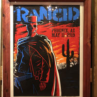 ランシドRancid Phoenix, AZ May 11, 2019